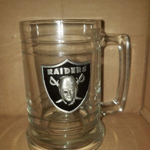 Oakland Raiders Beer Mug